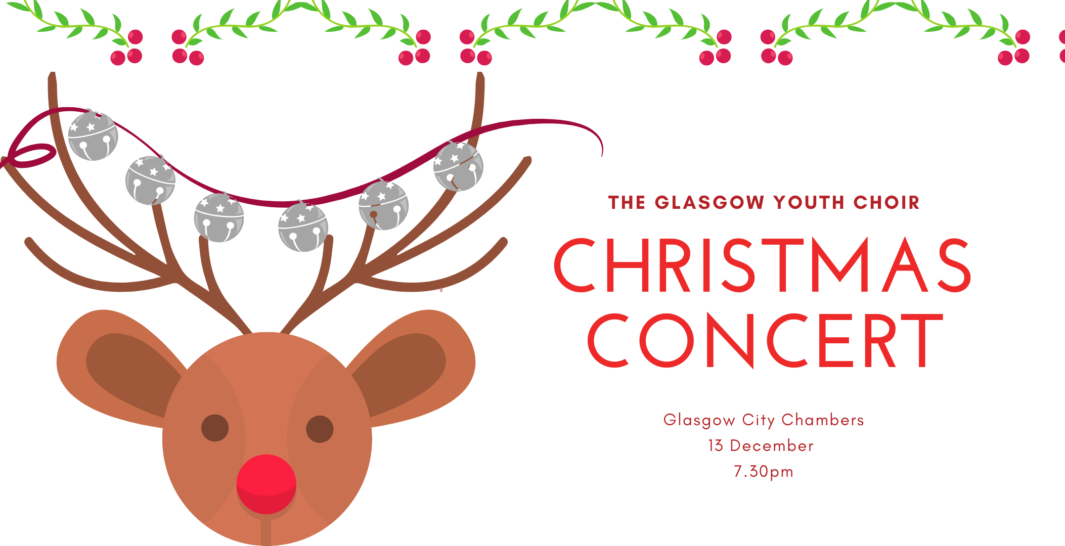 Glasgow Youth Choir Christmas Concert